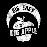 Big Easy to the Big Apple Logo