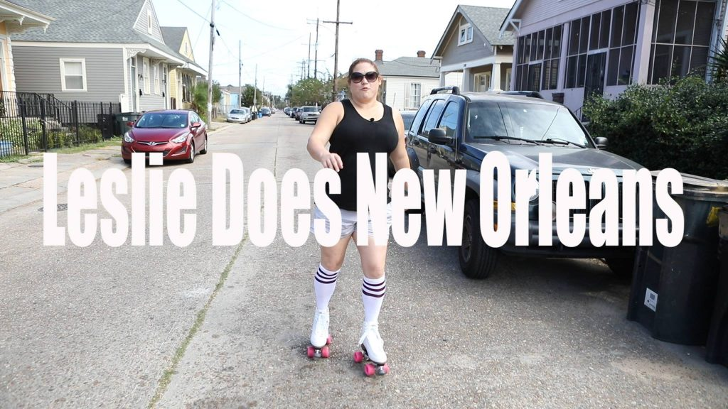 Follow Leslie Does New Orleans on Facebook