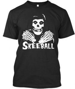 Skeeball Misfit Shirt