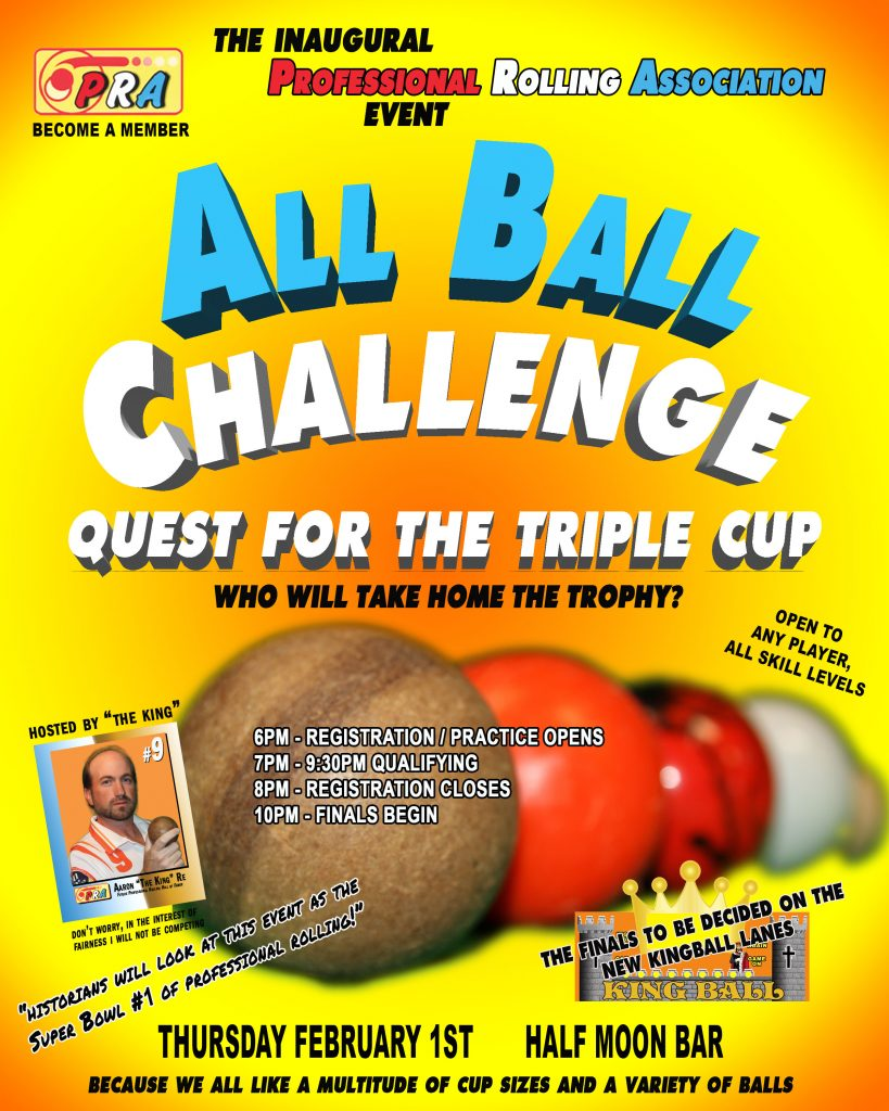 All Ball Challenge - Tournament hosted by The Skeeball King